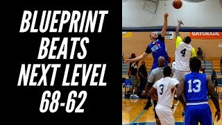 BluePrint beats Next Level 68-62