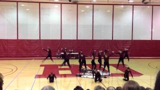 Boston University Dance Team Send-off 2014