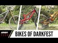 Bikes Of DarkFEST 2018: Pro Freeride Bikes