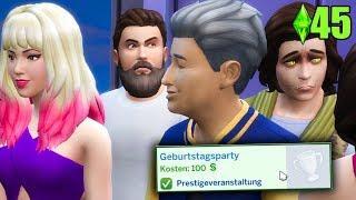 Die traurigste Geburtstagparty der Welt ☆ Sims 4
