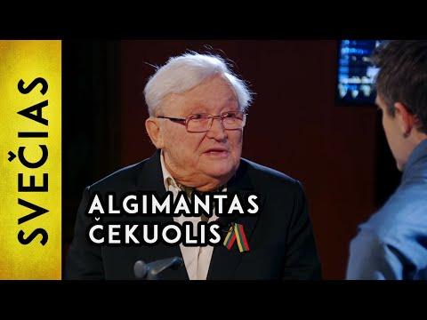 Algimantas Čekuolis. Greitai ir šventiškai || Laikykitės ten pokalbiai