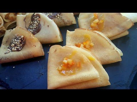 crêpes-sucrées-farçies-:-pommes/nutella/orange-كريب-حلو-معمر:-بالتفاح-المعسل/النوتيلا/كريمة-البرتقال