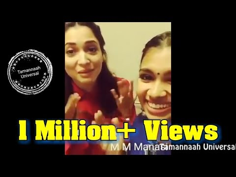 Tamannaah Voice | She is the Voice of Tamannaah | Dubbing Artist Manasi MM