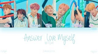Download [HAN|ROM|ENG] BTS (방탄소년단) - Answer : Love Myself (Color Coded Lyrics)
