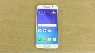 Samsung Galaxy S6 Android 6.0 Marshmallow - Review