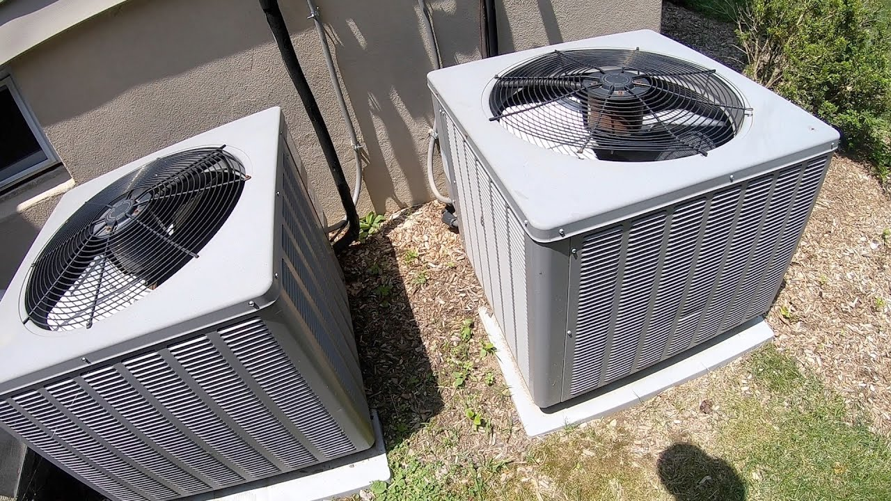 Ac Not Cooling Condenser Fan Spinning Yet Don T Hear