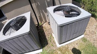 AC Not Cooling Condenser Fan Spinning Yet Don't Hear Compressor