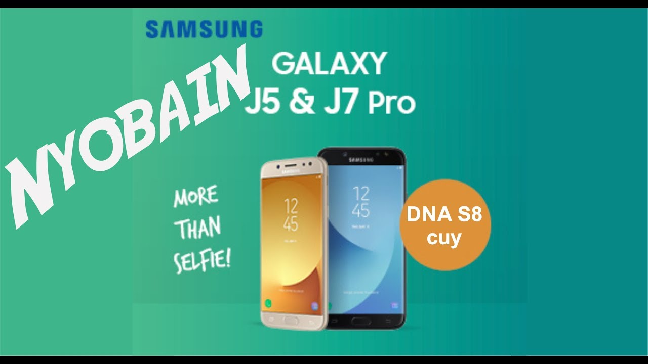 Samsung Galaxy S8 Dna