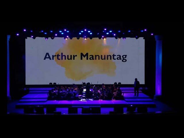 Smile / What a Wonderful World medley - ARTHUR MANUNTAG