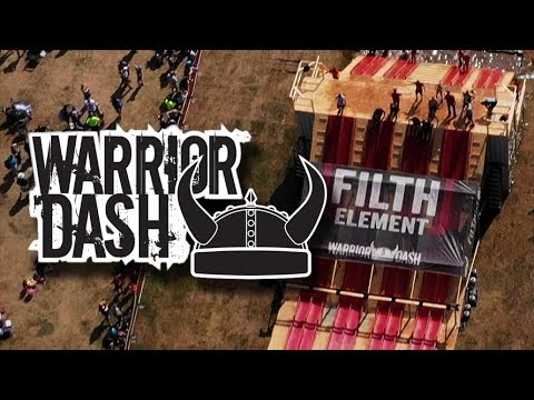 Warrior Dash - Michigan 2018
