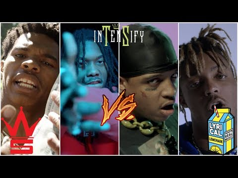 WORLDSTARHIPHOP vs Lyrical Lemonade | Part 2