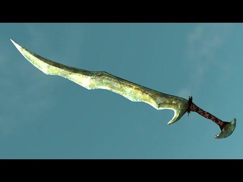 Skyrim броня и оружие