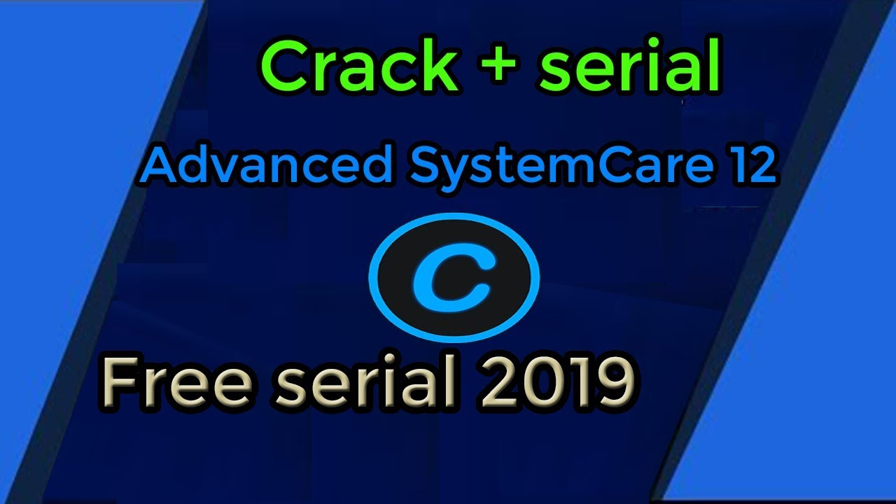 Advanced SystemCare 12 PRO Lifetime Activation Serial Key 100% working