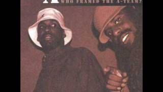 The A-Team - A.B. Baracus (Aceyalone, Abstract Rude)