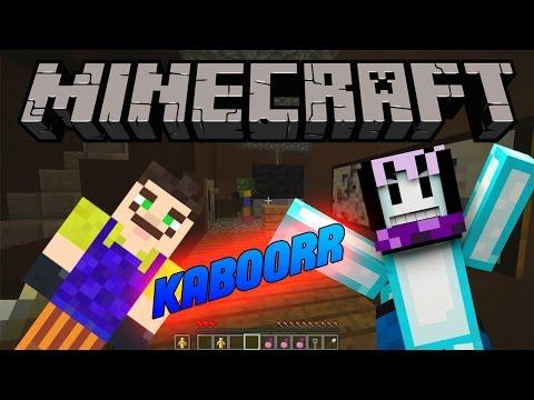 HALO ZOMBIE! | Minecraft Indonesia Adventure Map | Hello Zombie
