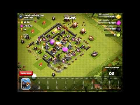 Clash Of Clans Coc Wall Breakers Attack By Clash Of Clan - HK HD