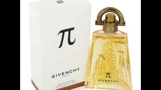 Masterpiece Series #1 Givenchy Pi for Men