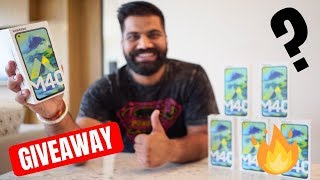 Samsung Galaxy M40 Top Features + Giveaway