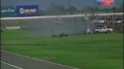 greg moore fatal crash TV Eurosport