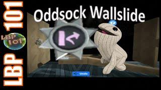 LittleBigPlanet 3 | Oddsock Wallslide | Platforming Logic