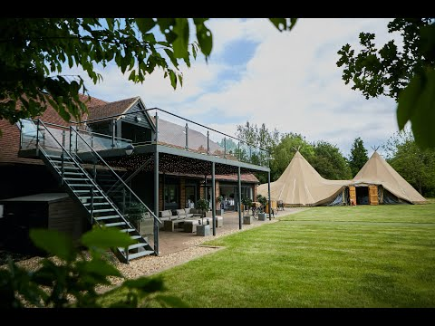 Kent Wedding Venue, The Gardens in Yalding (Virtual Tour)