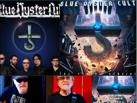 """BLUE ÖYSTER CULT release 2 new song of new album  """"The Symbol Remains"""""""