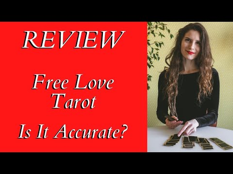 REVIEW ❤  Free Love Tarot Reading ❤ Is It Accurate?