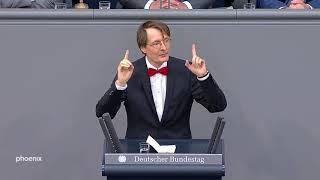 Bundestag zur Organspende - Rede von Karl Lauterbach am 26.06.19