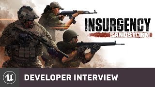 Insurgency: Sandstorm by New World Interactive | E3 2018 Developer Interview | Unreal Engine