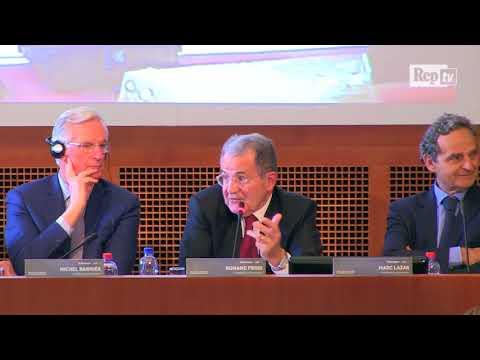 """Governo, Prodi: """"In Italia scoppia l"""