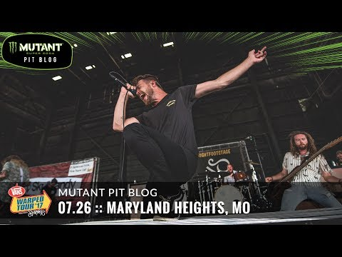 2017 Mutant Pit Blog: Maryland Heights, MO