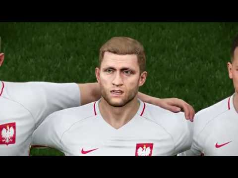 WORLD CUP 2018 PREDICTION | POLAND vs SENEGAL | GROUP H | MATCHDAY 1 | PES 2018