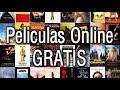 10 PAGINAS PARA VER PELICULAS GRATIS 2017-Como Ver Peliculas Online Gratis