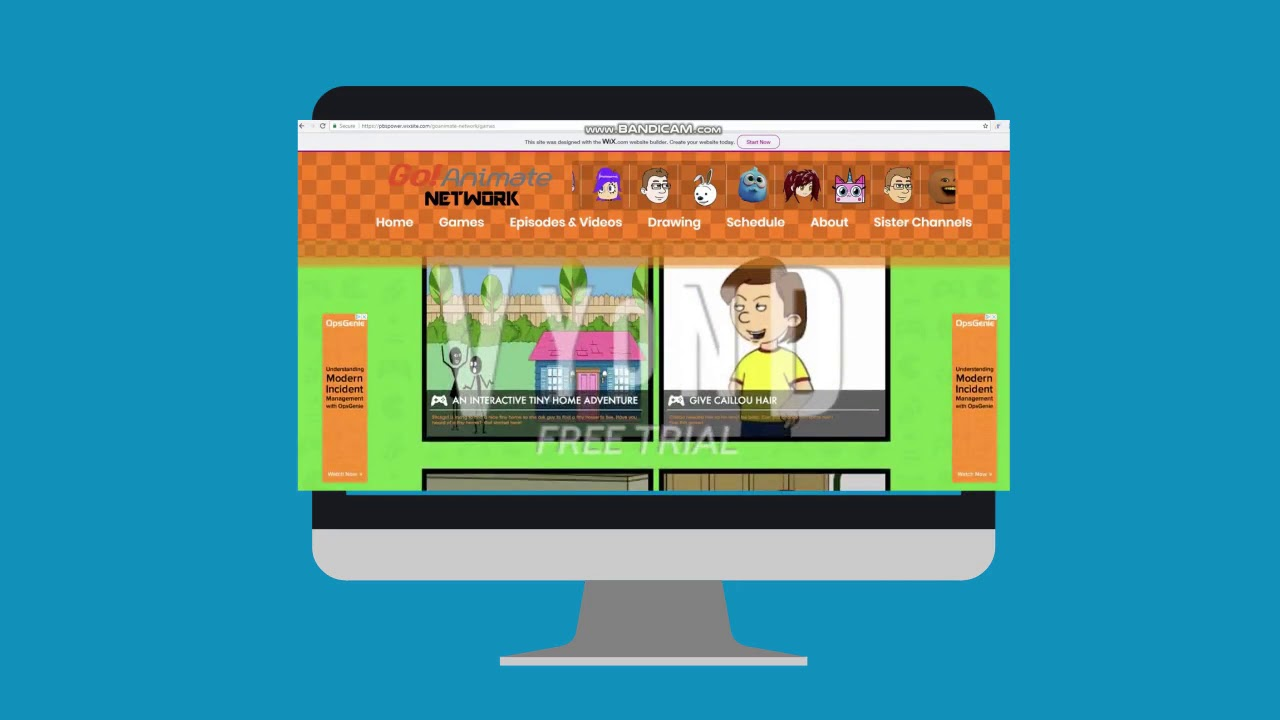 GoAnimate Network video! - YouTube