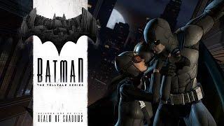 BATMAN - The Telltale Series - Trailer Comentado