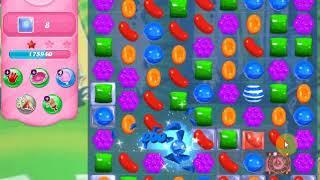 Candy Crush Saga Level 1332 Walkthrough   No Boosters