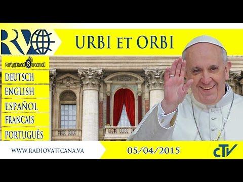 Urbi et Orbi - 2015.04.05