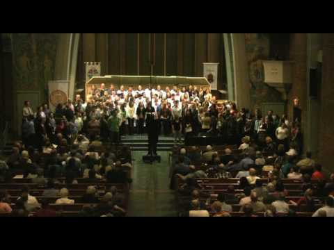 The Wittenberg Choir - When I Survey the Wondrous Cross
