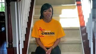 County Executive Angela Alsobrooks Endorses Bryan Swann