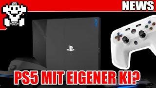 PS5 mit eigener KI? / Xenoblade 3 in Entwicklung? / Gamescom bleibt in Köln! - NerdNews399