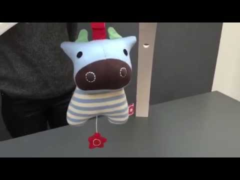 FRANCK & FISCHER - Muko cow musical toy