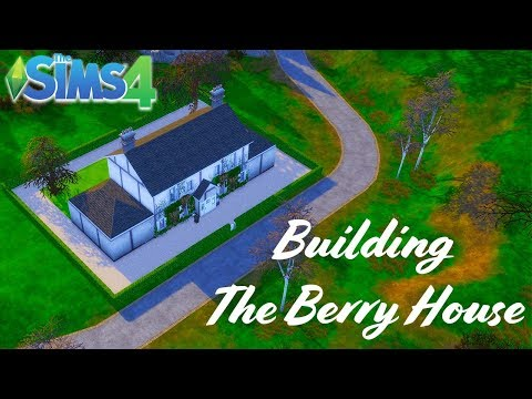 BUILDING THE BERRY HOUSE | The Sims 4 | Sunday Sims thumbnail