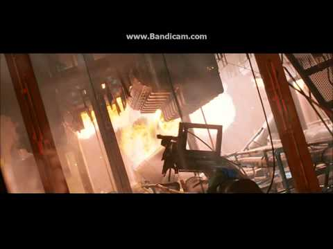 Poseidon Engine Room Explode