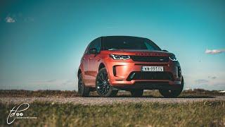 Land Rover Discovery 2020 P200 test PL Pertyn Ględzi