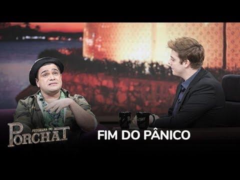 Evandro Santo fala sobre fim do Pânico e...