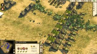 Stronghold Crusader 2►Saladin: #1 - Crusader Incursion (HARD)◀ Gameplay/Lets Play