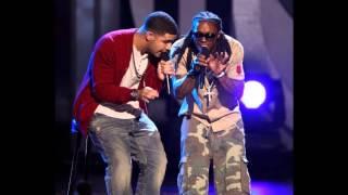 Lil Wayne - Bitches Love Me (feat. Drake & Future) CDQ Lyrics (No Dj! )