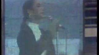 Sade Why Cant We Live Together Live Aid 85