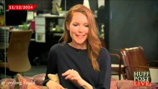 Darby Stanchfield - Scandal Stars