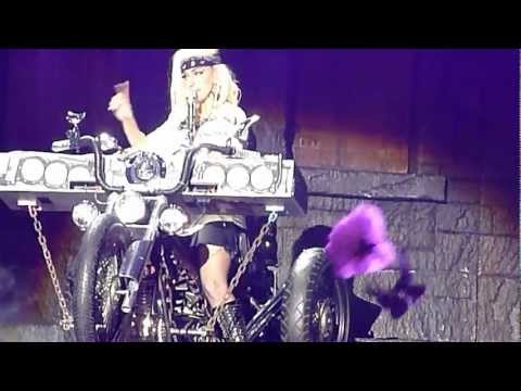 Lady Gaga - Hair @ Twickenham Stadium